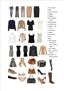 http://www.simple-ways-to.com/Simple-Ways-To-Create-A-Capsule-Wardrobe.html#.UQ_-T6VEGoA