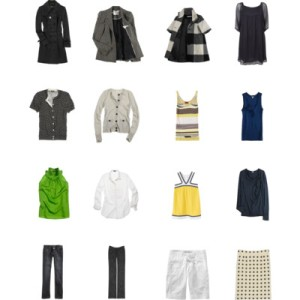 http://www.omiru.com/index.php/2009/03/24/fashion-101-omirus-womenswear-spring-summer-capsule-wardrobe/
