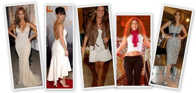 celebs-with-pear-shape