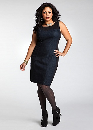 Dress for Your Body Type: Plus Size Fierce, the Oval Body ...