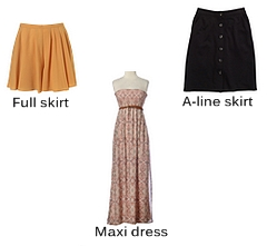 pear-skirts