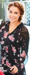http://www.kohls.com/product/prd-1215570/lc-lauren-conrad-floral-lace-chiffon-blouse.jsp